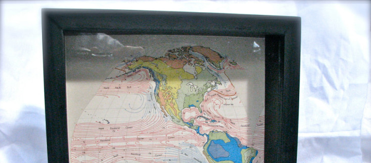 Crafty Map Ideas to Add Uniqueness to Your Home Décor