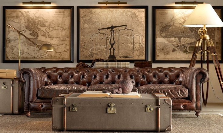(Image from Restoration Hardware)