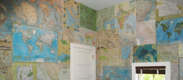 5 Options for Reusing Old Maps