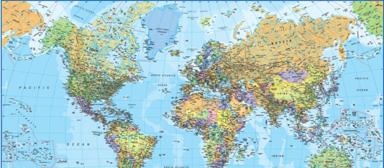 Maps that Help You Make Sense of the World